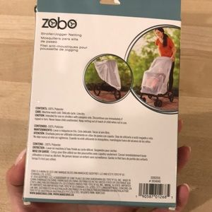 Accessories - Zobo stroller/jogger net